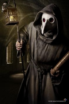 Plague Doctor's, Tom Banwell