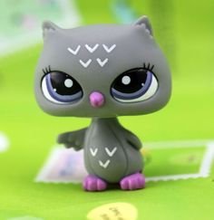 littlest pet shop owl
