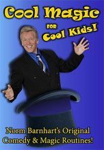 Cool, Kid Show Magic by Norm Barnhart - DVD