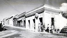 Esquina de San Luis. Caracas, Venezuela, año 1953.