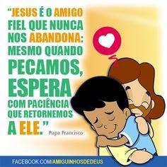 Jesus é amigo fiel