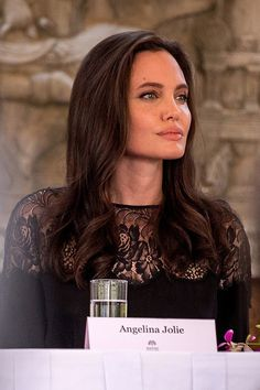Angelina Jolie in Cambodia promoting her new film, First They Killed My Father