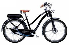 Styriette Electric Bicycle - because I hate going uphill