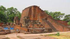 Nalanda University Bihar #vacations #travel #incredibleindia