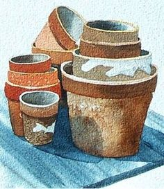 how to paint textures in watercolor