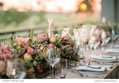 South African Safari Wedding | Real weddings | The Pretty Blog