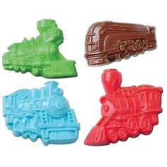 Train party favors