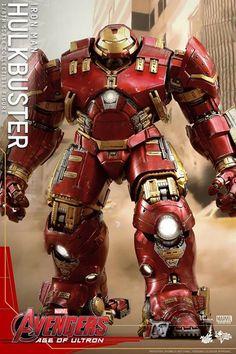 "MARK XLIV Hulkbuster ""Veronica"" - Tony Stark: All Iron Man Suits Gallery #IRONMAN #MARVEL"