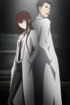 Day 13:Anime character you are similar to- I'm most similar to Kurisu and Okabe from Steins;Gate (it was hard to choose between them XD) Kurisu and I are both very intelligent while Okabe and I are both eccentric dorks who care a lot about our friends lol.