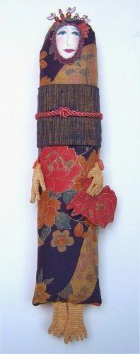 Art Dolls & Textiles by Jennifer Gould