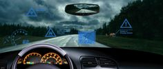 auto windshield heads up display - Google Search