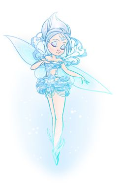 Periwinkle by DoodleLust