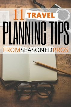 The scariest part of anybody's travel is the planning stage. It can also be the most exciting, but oftentimes just thinking about everything that needs to be done before a trip is the most daunting and overwhelming part. These  travel tips make travel planning so easy!