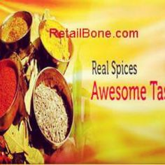 Authentic Spices !!