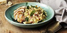 Old Recipes, Salvia, Grape Vines, Pesto, Potato Salad, Cauliflower, Potatoes, Vegetables, Ethnic Recipes