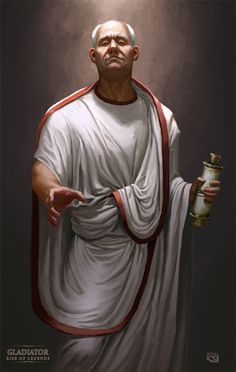 Character illustration for Gladiator: Rise of Legends. Game Character, Character Design, Roman Clothes, Epic Story, Prehistory, Ancient Romans, Character Illustration, Game Art, Joseph