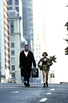 Excellent Movie: The Professional.  With a very young Natalie Portman in a starring role. Good stuff.