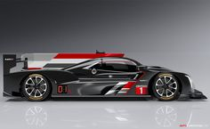 Cadillac Reveals DPi-V.R Prototype Race Car