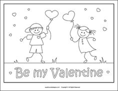 40 Best February Valentine Coloring Sheets Images Coloring Pages