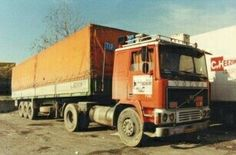 Volvo, Orient Express, Trucks, Vehicles, French, Rolling Stock, Switzerland, French Language, Track