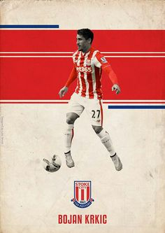 Bojan Krkic of Stoke City wallpaper.