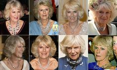 The Duchess of Cornwall has built up an enviable jewellery collection and, as this week has shown, enjoys nothing more than showing it off.