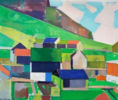 View Village, the Faroe Islands by Samuel Joensen-Mikines on artnet. Browse upcoming and past auction lots by Samuel Joensen-Mikines. Faroe Islands, Past, Artwork, Painting, Artists, Friends, Scrappy Quilts, Abstract, Amigos