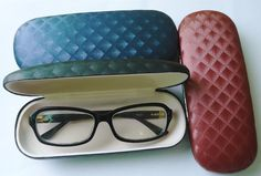 free shipping 10pcs Hard fashion personality leather Glasses Case Spectacle Eye Glasses Hard Case Optical Protector Storage Box-in Accessories from Men's Clothing & Accessories on Aliexpress.com   Alibaba Group