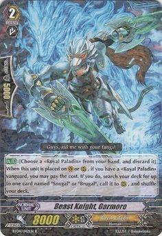 Beast Knight, Garmore/Royal Paladin