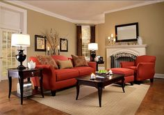 Lovely Broyhill Living Room