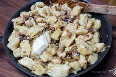 Ukrainian Dumplings aka Galushki   Mom's Dish