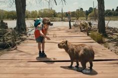 Visually Arresting Spot Reminds Viewers That 'Good Things Come to Those Who Go'