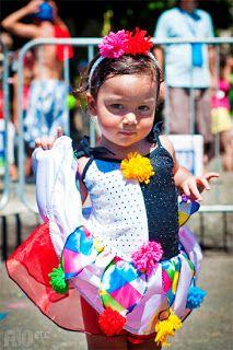 Fantasia de carnaval para bebês: saiba como fazer em casa - Toda Moderna