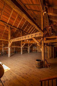 Ripley Dutch Barn   Heritage Restorations