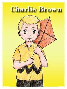 Charlie Brown by nayru-xb7