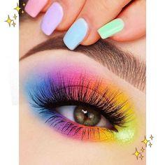 Applying Eye Makeup, Eye Makeup Brushes, Makeup Tools, Makeup Remover, Hair Makeup, Makeup Artist Tips, Beauty Makeup Tips, Dark Eyeshadow, Eyeshadow Looks