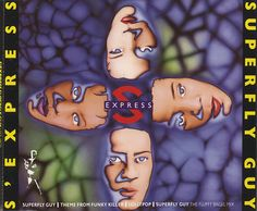 """For Sale - S'Express Superfly Guy UK  CD single (CD5 / 5"""") - See this and 250,000 other rare & vintage vinyl records, singles, LPs & CDs at http://eil.com"""