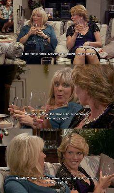 When she and Dawn were absolute friendship goals.