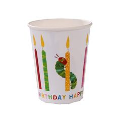 The Very Hungry Caterpillar - Cups