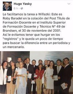 el blog de josé rubén sentís: un tuit para wiñazki