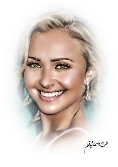 هنرپیشه زیبا. beautiful artist.