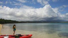 La Matita, en la reserva natural de La Cabezas de San Juan. Fajardo Fajardo, Reserva Natural, Puerto Rico, Waves, Clouds, Outdoor, San Juan, Outdoors, Ocean Waves