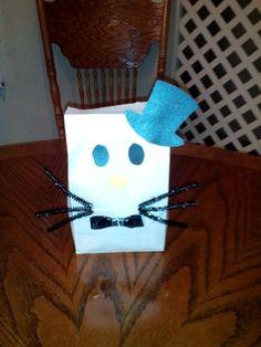 Hello Kitty favor bag