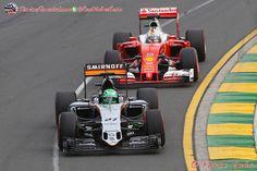 """Pérez: """"Con la nueva clasificación, un error significa una eliminación segura""""  #F1 #Formula1 #AusGP"""