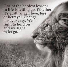 Let go quote - http://www.magnificentu.com