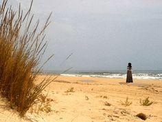 'Strandpartie in Tavira, Portugal' von Dirk h. Wendt bei artflakes.com als Poster oder Kunstdruck $18.03