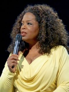 Oprah Winfrey. Raised in poverty in rural Mississippi, this famous show host is now worth an estimated $2.9 billion.