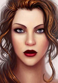 Levana, by http://lostie815.deviantart.com/gallery/.