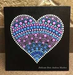 One of a kind hand painted Mandala painted on a 6X6 inch canvas panel. Painted with high quality acrylic paints. Original design. Perfect for your home or office. Sealed to protect your art for years to come. Colors reflected on your screen may vary slightly from the exact color