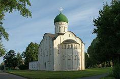 Russia, Velikiy Novgorod. Церковь Федора Стратилата